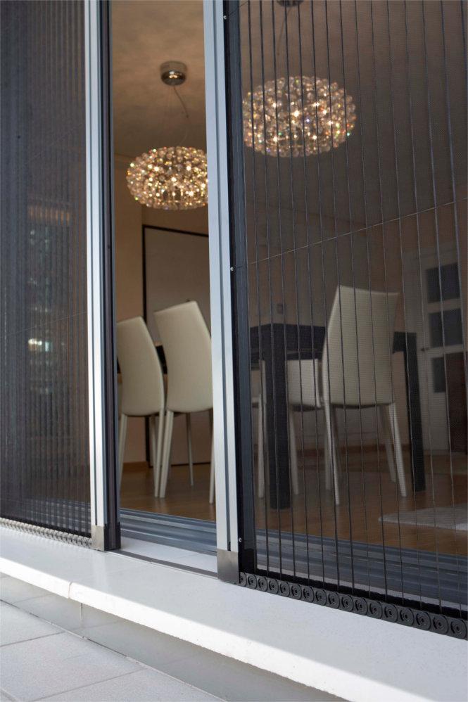 Mosquiteras perfiles fidalgo for Cortina mosquitera puerta